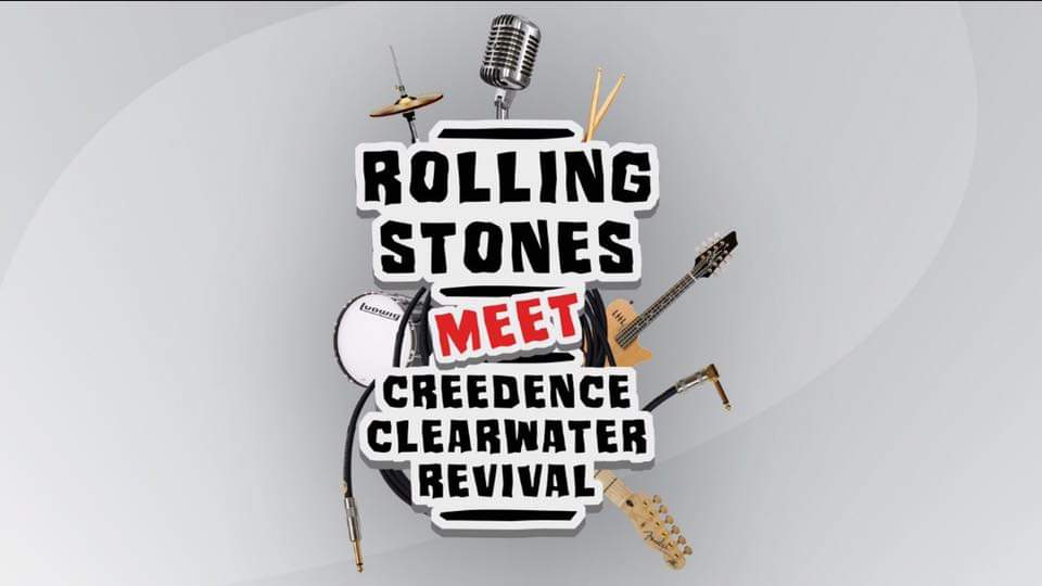 Rolling stones meet creedence clearwater revival